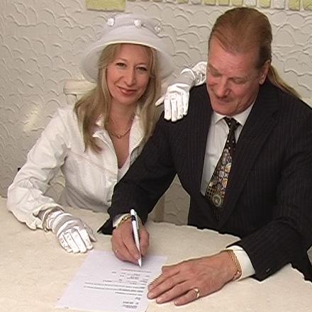 Heiraten in Daenemark Albina-Service - Браки в Дании